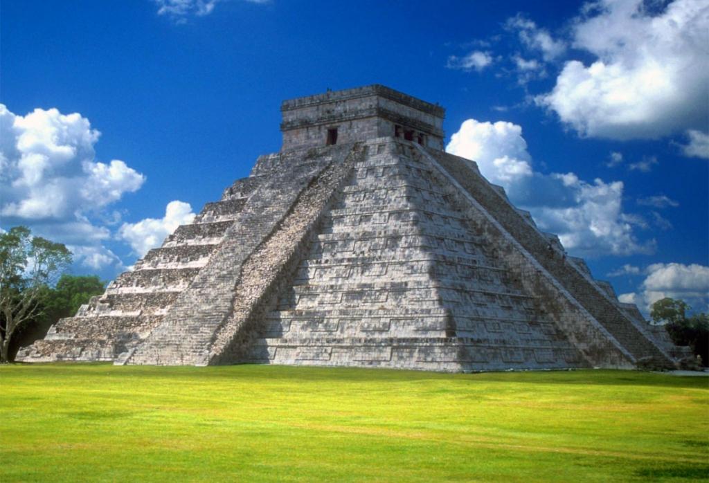 maya-tempio-di-Kukulkan